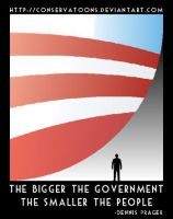 The Bigger the Government 4 by RedTusker