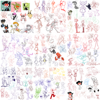 IT'S DOODLE DUMP TIME MY FRIENDS by holidayhearse