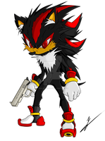 -The Ultimate Life Form- by Spin-Of-Hedgehog