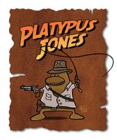 Platypus Jones by thetoonguy