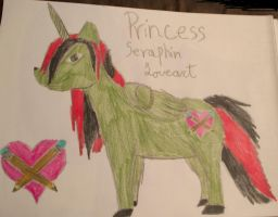Seraphin Loveart by saraphim99