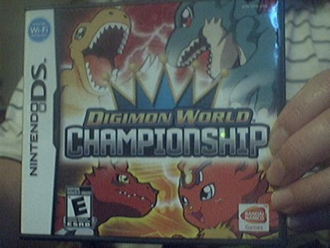 My new Digimon game by jacmaktsi