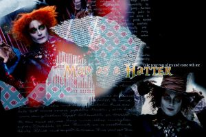 Mad as a hatter by MarySeverus