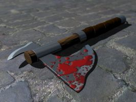 Bloody Axe by 3Darts