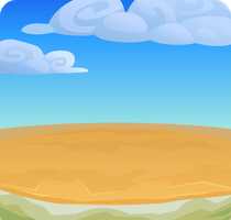 Land and Ocean Animal Background by HorribleTroller