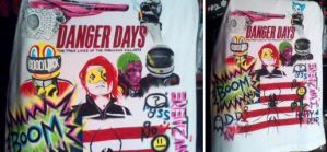 Danger Days Shirt by GeeFreak