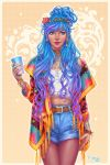 Cool Girl by dimary