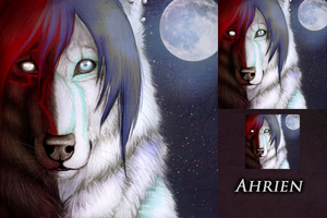 Ahrien Icon Commssion by InfinityCreature