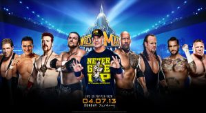 WrestleMania 29 Wallpaper by i-am-71