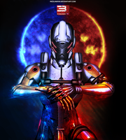 Mass Effect 3 Phantoms Duty V1 (2012) by RedLineR91