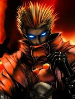 Trigun - Behind These Glowing Eyes - Chap. 1 by ishtar-tiger