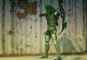Green Arrow 2.0 by hiram67