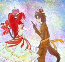 Contest - Shall we dance by Tsumikaze