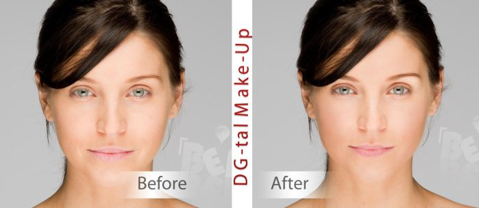 DG-make up sharing result by anour93