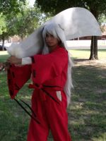 Inuyasha Attack by vitainuka