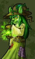 Sophie the Swamp Witch by CrazyRatty