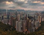 Hong Kong by photoport