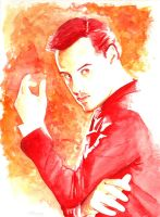 Moriarty by Elnawen