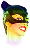 Catwoman by astayoga