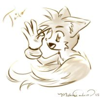 Tails by shortpinay