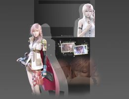 Serah x Lightning BG Youtube 1 by DenisseCroft