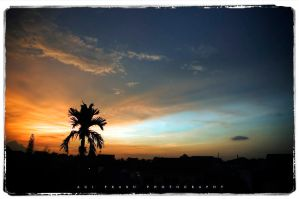 -Sunset After Magrib- by agie