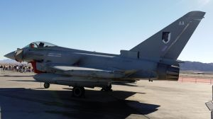 Eurofighter Typhoon FGR4 by shelbs2