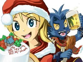 Merry Christmas by aun61