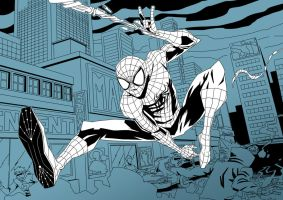 spidey by After9