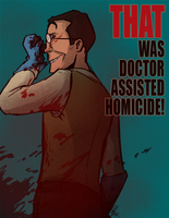 TF2: The Medic by ky-nim