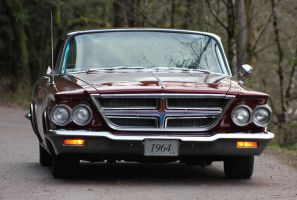 Chrysler letter car by finhead4ever