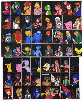 Super Smash Brothers Royale by General-RADIX