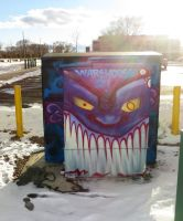 Toothy (Santa Fe) by northierthanthou