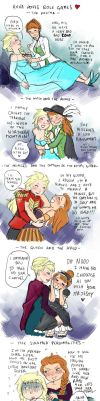 Anna loves role playing games by ViennaOrlando