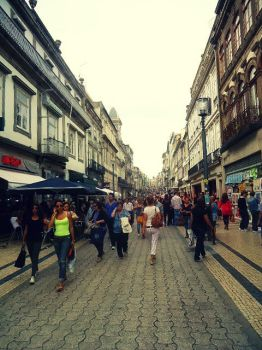 Welcome to Oporto 3 by i-rosem