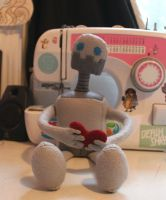 Custom Robot by loveandasandwich