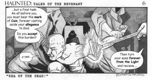 Tales of the Revenant No.6 by Roguehill