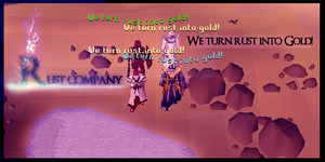 We turn rust into gold RUNESCAPE by GFX-ZeuS