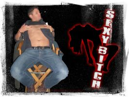 Dean Winchester - sexy bitch by the-impalas-backseat