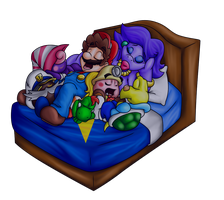 A Night at the Inn by KoopaKrazy85