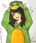 Airi the Kappa by PucchiQ