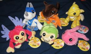 Even More Digimon Beanies by superhero83
