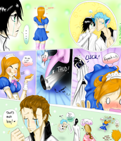 Part of Aizen's plan? by EternalNyappy