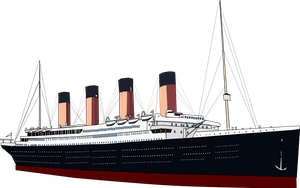 Titanic by OceanRailroader