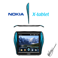 Concept: X-tablet by Gilvany-Oliveira
