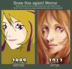 Draw this again meme by Gill-ia