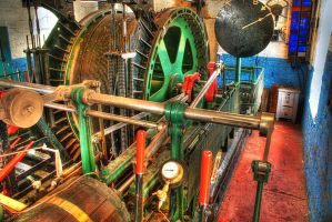 The Winding Engine... by TheBaldingOne