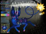 Minkin - Crackle (Deceased) by celesse
