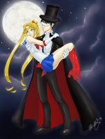 sailor moon and tuxedo mask fanfiction  Sailor Moon an...