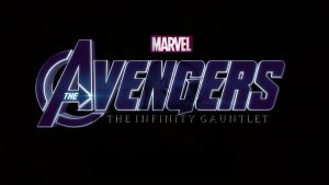 Marvel's Avengers: The Infinity Gauntlet Logo by TheDarkRinnegan